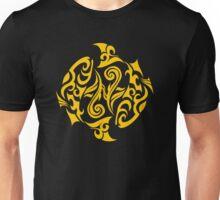 Zodiac Sign Pisces Gold Unisex T-Shirt