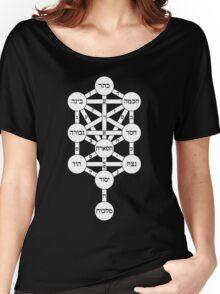 Kabbalah Tree of Life Women's Relaxed Fit T-Shirt