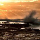 Sunrise at Turimetta by damienlee