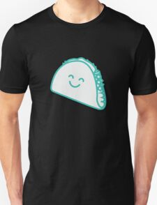 Adorable Smiling Taco Unisex T-Shirt