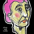 Alone and Ruddy  (6.5 x 4cm) by limerick