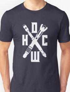 Doctor Who Hardcore Unisex T-Shirt