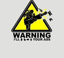 WARNING I will Ryu your ass Unisex T-Shirt