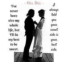 Kill Bill - Wedding Scene Photographic Print