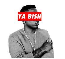 "Kendrick Lamar ""YA BISH"" OBEY Style by MoonStatic"