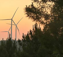 Wind Power by Meladana