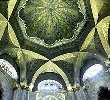cordoba mosque by milena boeva