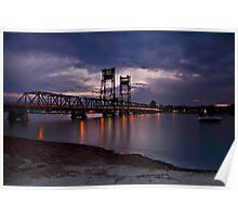 Clyde River Bridge, #2 Poster