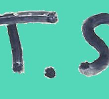 Taylor Swift Signature: T.S. by queenswift