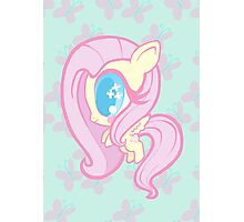 Weeny My Little Pony- Fluttershy Photographic Print