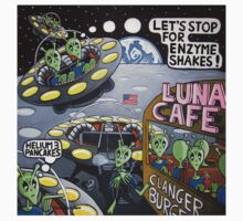 Luna Cafe by theyreamongstus