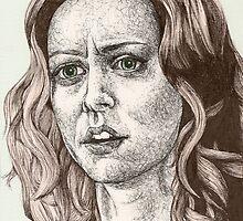 Tabula Rasa - Willow - Buffy S6E8 by Brooke Donlan