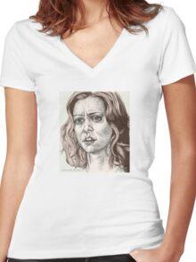 Tabula Rasa - Willow - Buffy S6E8 Women's Fitted V-Neck T-Shirt