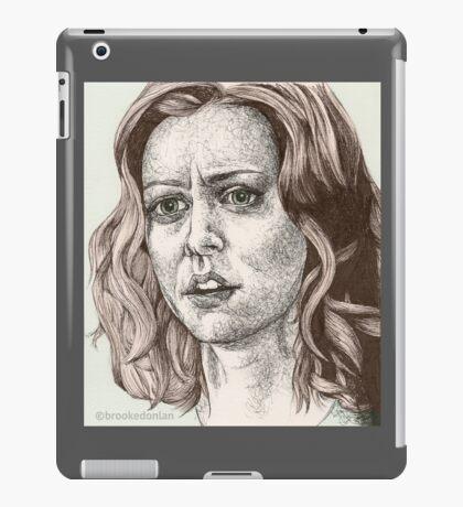Tabula Rasa - Willow - Buffy S6E8 iPad Case/Skin