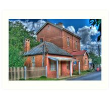Post Office, Sofala, NSW, Australia  Art Print