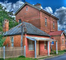 Post Office, Sofala, NSW, Australia  by Adrian Paul
