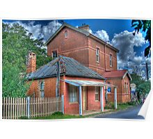 Post Office, Sofala, NSW, Australia  Poster