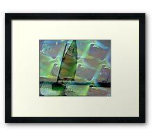 Seaworthy Framed Print