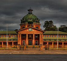 Colonial Elegance (45 Exposure HDR Panorama) - Bathurst Court House c1880, Bathurst, NSW Australia - The HDR Experience by Philip Johnson