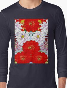 Dazzlin' Dahlia Drama Long Sleeve T-Shirt