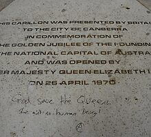 Anarchy in Canberra by v-something