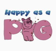 Pigging Wicked! Kids Clothes
