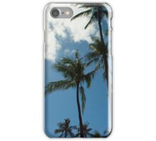 Sky Palms iPhone Case/Skin