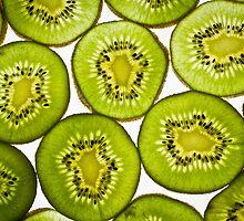 Kiwi Green by Steve E