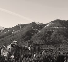 Fairmont Banff Springs by Ryan Davison Crisp