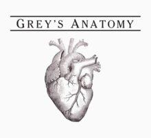 Grey's Anatomy  by KangarooZach41