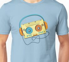 Mr. MP3 Cassette Unisex T-Shirt