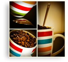 A Strong Cup.... Canvas Print