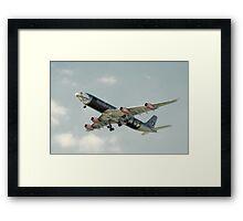 Air Asia X Framed Print