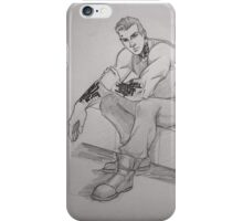 Eric  iPhone Case/Skin