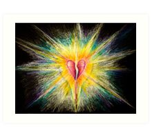 Heart Opener Art Print