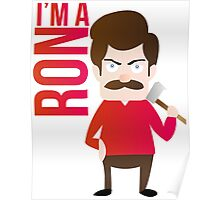 im a RON Poster