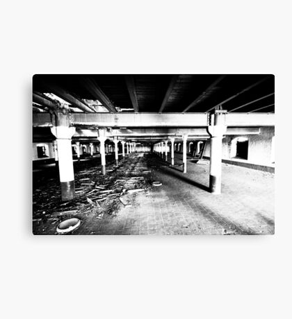 Built to Last Canvas Print