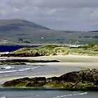 Stormy Connemara Summer by Rebecca Eldridge