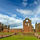 Arbroath Abbey by Bill Buchan