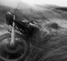 Fading Bike-Cornwall by PeterH37