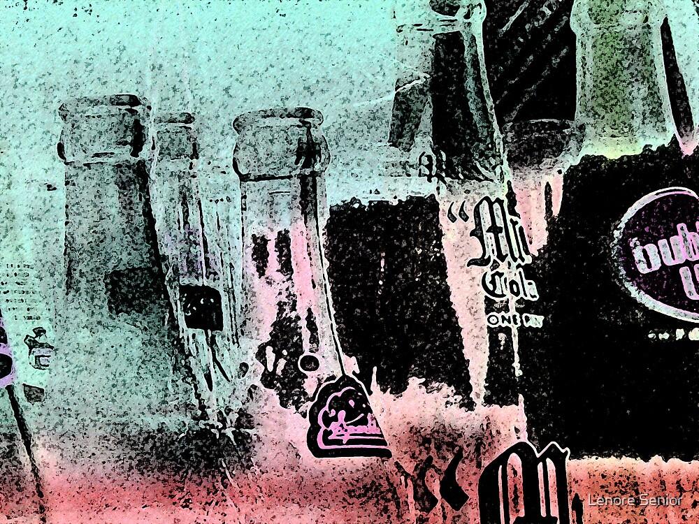 Pueblo Downtown Collectibles by Lenore Senior