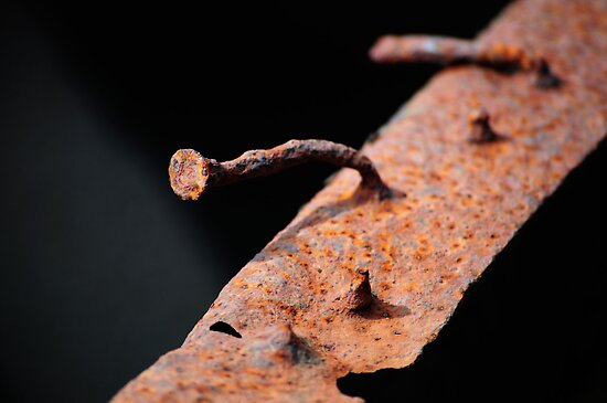 Bent but not yet broken by Javimage