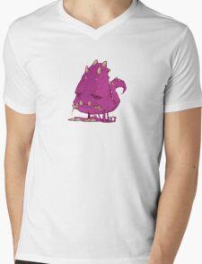 Monster-vector Mens V-Neck T-Shirt