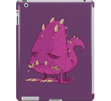 Monster-vector iPad Case/Skin