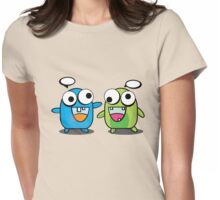 Noisy Twins Womens Fitted T-Shirt
