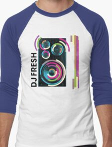 DJ Fresh Men's Baseball ¾ T-Shirt