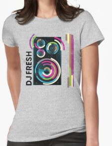 DJ Fresh Womens Fitted T-Shirt