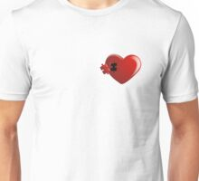 Heart Piece Unisex T-Shirt