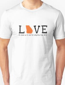 Love: Domestic Adoption T-Shirt