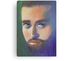 HANDSOME BILLY Canvas Print